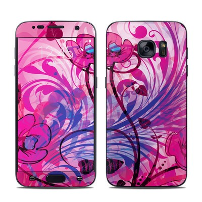 Samsung Galaxy S7 Skin - Spring Breeze