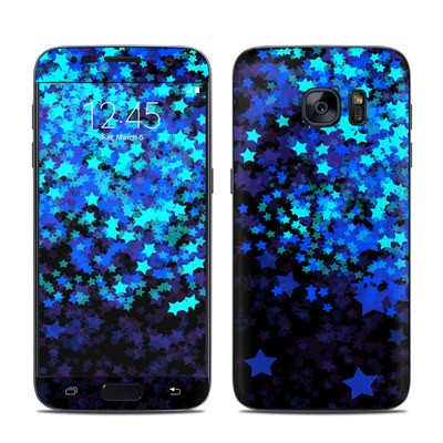 Samsung Galaxy S7 Skin - Stardust Winter