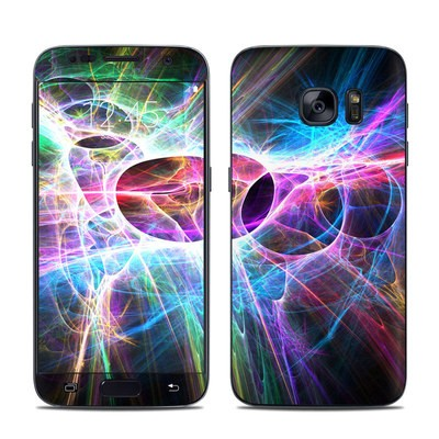 Samsung Galaxy S7 Skin - Static Discharge