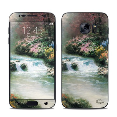 Samsung Galaxy S7 Skin - Beside Still Waters