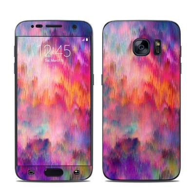 Samsung Galaxy S7 Skin - Sunset Storm