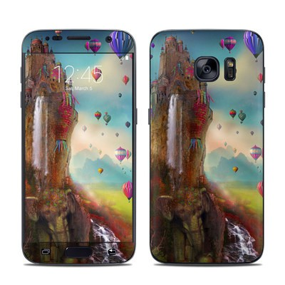 Samsung Galaxy S7 Skin - The Festival