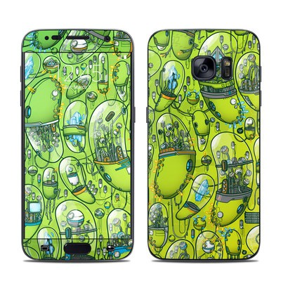 Samsung Galaxy S7 Skin - The Hive