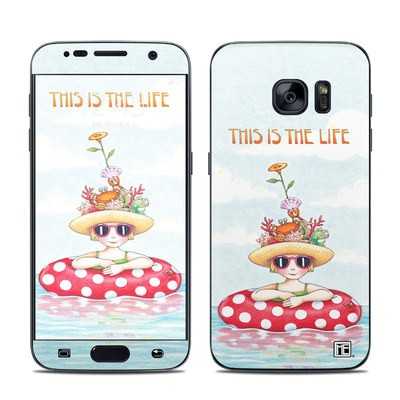 Samsung Galaxy S7 Skin - This Is The Life