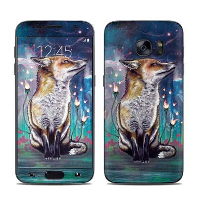 Samsung Galaxy S7 Skin - There is a Light