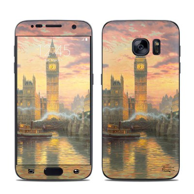 Samsung Galaxy S7 Skin - Thomas Kinkades London