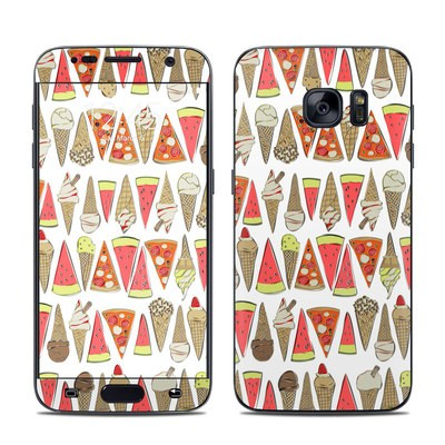 Samsung Galaxy S7 Skin - Treats