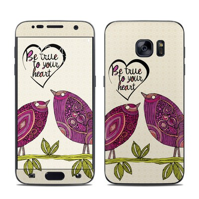 Samsung Galaxy S7 Skin - True Birds