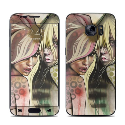 Samsung Galaxy S7 Skin - Two Betties
