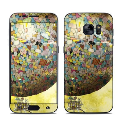 Samsung Galaxy S7 Skin - Up Up and Away