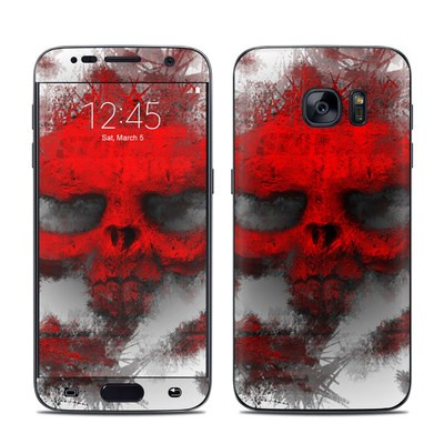 Samsung Galaxy S7 Skin - War Light