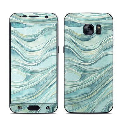 Samsung Galaxy S7 Skin - Waves