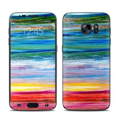 Samsung Galaxy S7 Skin - Waterfall