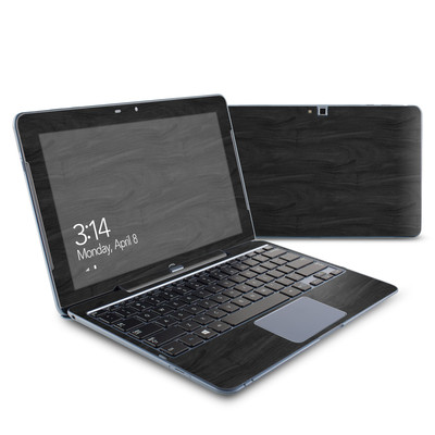 Samsung ATIV Smart PC 500T Skin - Black Woodgrain