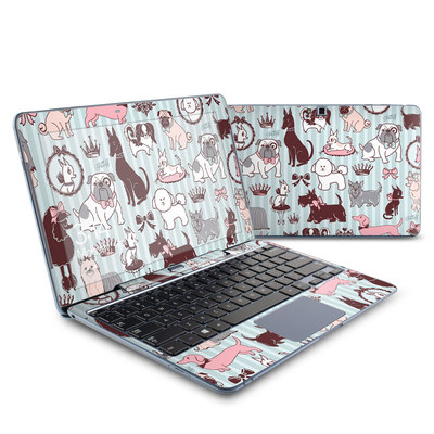 Samsung ATIV Smart PC 500T Skin - Doggy Boudoir