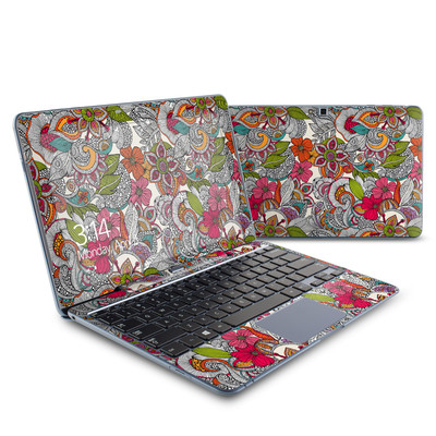 Samsung ATIV Smart PC 500T Skin - Doodles Color