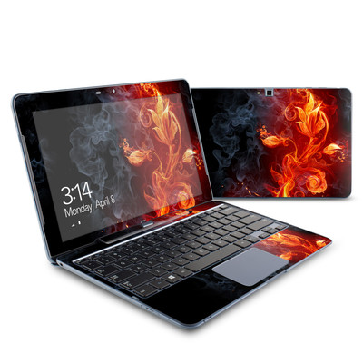 Samsung ATIV Smart PC 500T Skin - Flower Of Fire