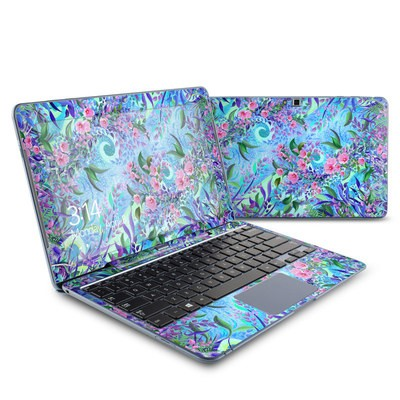 Samsung ATIV Smart PC 500T Skin - Lavender Flowers