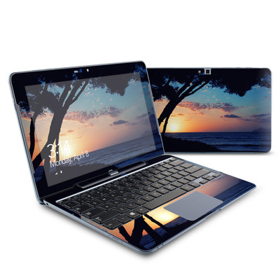 Samsung ATIV Smart PC 500T Skin - Mallorca Sunrise