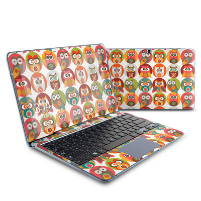 Samsung ATIV Smart PC 500T Skin - Owls Family