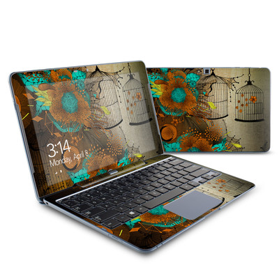 Samsung ATIV Smart PC 500T Skin - Rusty Lace
