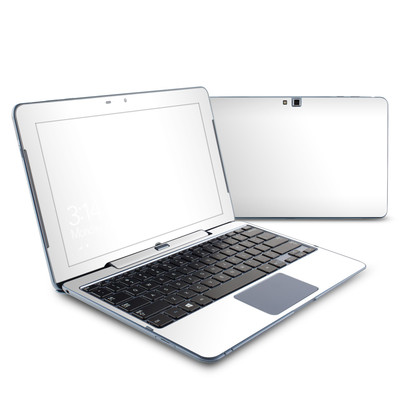 Samsung ATIV Smart PC 500T Skin - Solid State White