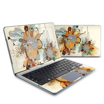 Samsung ATIV Smart PC 500T Skin - Sunset Flowers