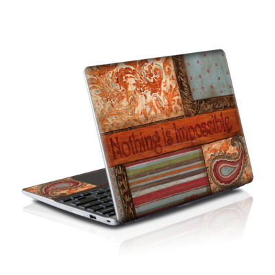 Samsung Series 5 550 Chromebook Skins Skin - Be Inspired