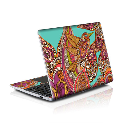 Samsung Series 5 550 Chromebook Skins Skin - Bird In Paradise