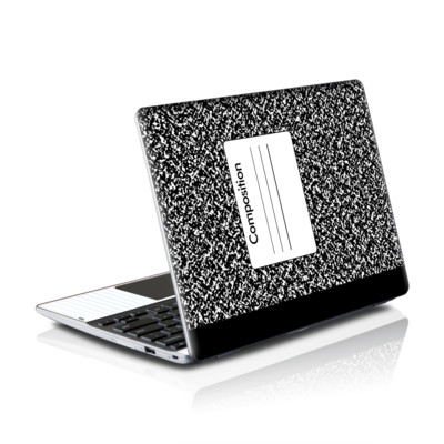 Samsung Series 5 550 Chromebook Skins Skin - Composition Notebook