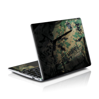 Samsung Series 5 550 Chromebook Skins Skin - Courage