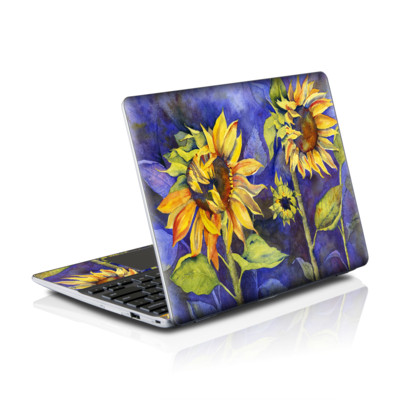 Samsung Series 5 550 Chromebook Skins Skin - Day Dreaming