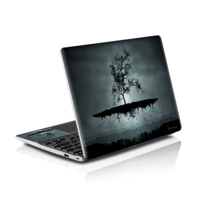 Samsung Series 5 550 Chromebook Skins Skin - Flying Tree Black