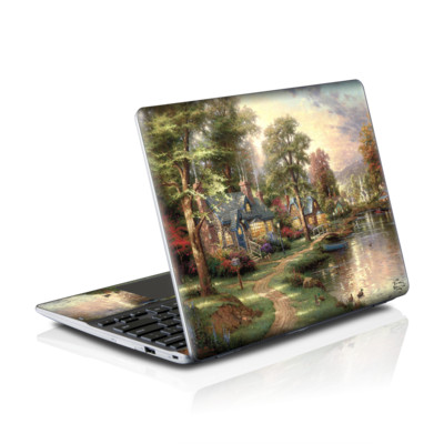 Samsung Series 5 550 Chromebook Skins Skin - Hometown Lake