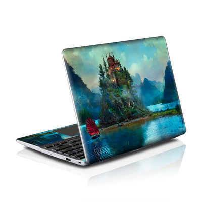 Samsung Series 5 550 Chromebook Skins Skin - Journey's End