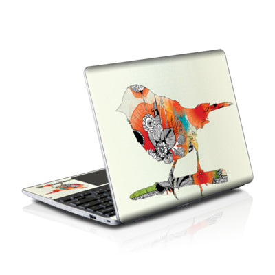 Samsung Series 5 550 Chromebook Skins Skin - Little Bird