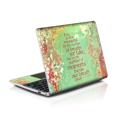 Samsung Series 5 550 Chromebook Skins Skin - Measured