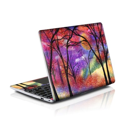Samsung Series 5 550 Chromebook Skins Skin - Moon Meadow