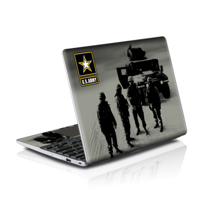 Samsung Series 5 550 Chromebook Skins Skin - Soldiers All