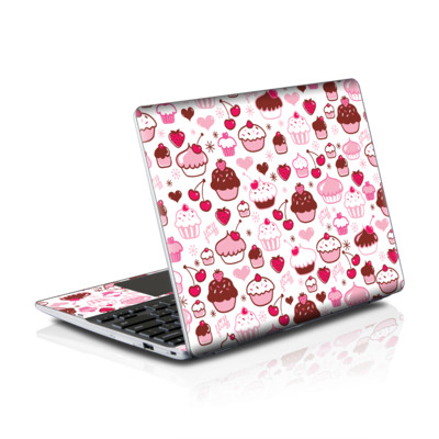 Samsung Series 5 550 Chromebook Skins Skin - Sweet Shoppe