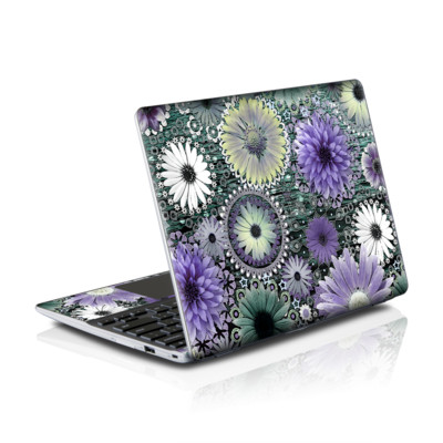 Samsung Series 5 550 Chromebook Skins Skin - Tidal Bloom