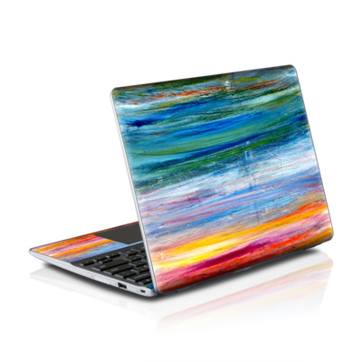 Samsung Series 5 550 Chromebook Skins Skin - Waterfall