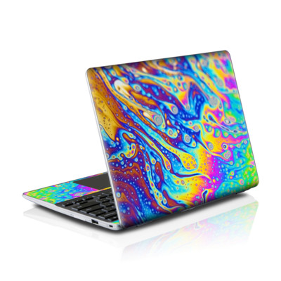 Samsung Series 5 550 Chromebook Skins Skin - World of Soap