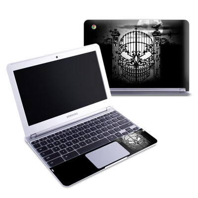 Samsung 11-6 Chromebook Skin - Abandon Hope