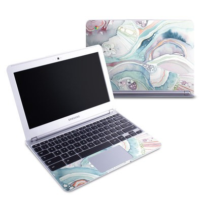Samsung 11-6 Chromebook Skin - Abstract Organic