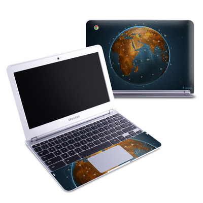 Samsung 11-6 Chromebook Skin - Airlines