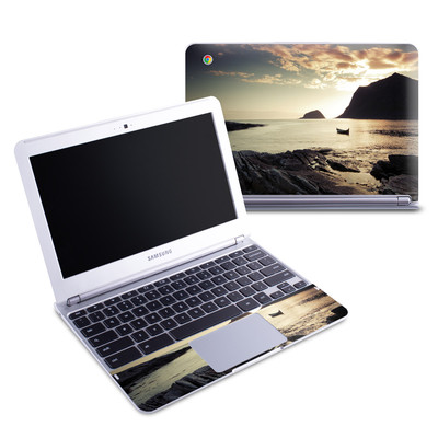 Samsung 11-6 Chromebook Skin - Anchored