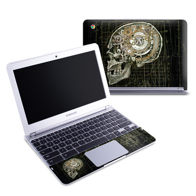 Samsung 11-6 Chromebook Skin - Anima Autonima