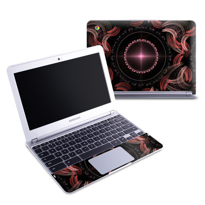 Samsung 11-6 Chromebook Skin - All Roads Lead Home