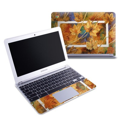 Samsung 11-6 Chromebook Skin - Autumn Days